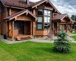 Деревянные дома в Иглино