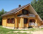 Дома из бруса в Иглино