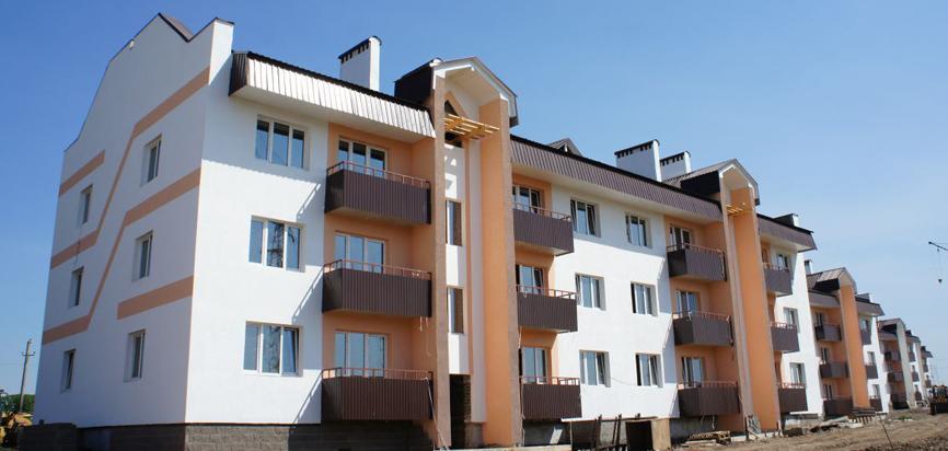 квартира в новостройке в Иглино